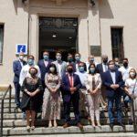 La Diputación inaugura el edificio «Jaén paraiso interior».