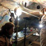 La restauración de las pinturas de la cúpula devolverá toda la luminosidad y su belleza