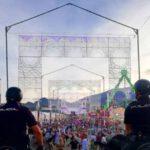 Jaén, la bella ciudad de luz, que cierra las ferias de España
